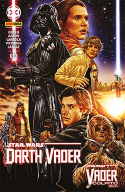 Darth Vader - N° 13 - Panini Dark 13 - Panini Comics
