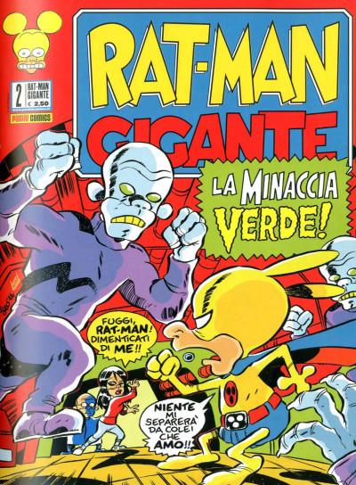 Rat-Man Gigante - N° 2 - Rat-Man Gigante - Panini Comics