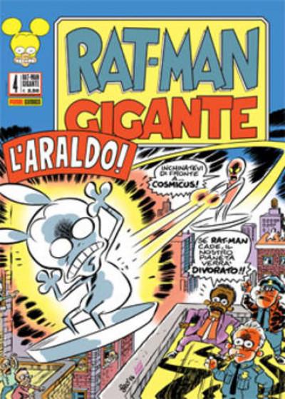 Rat-Man Gigante - N° 4 - Rat-Man Gigante - Panini Comics
