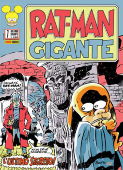 Rat-Man Gigante - N° 7 - Rat-Man Gigante - Panini Comics