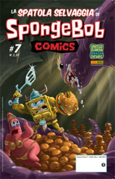 Spongebob Comics - N° 7 - Panini Cartoon 7 - Panini Comics