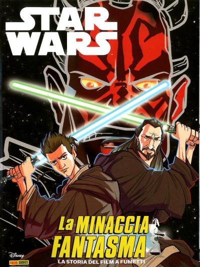 Star Wars Episodio I - La Minaccia Fantasma - Panini Legends Iniziative Panini Comics