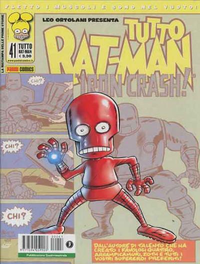Tutto Rat-Man - N° 41 - Tutto Rat-Man - Panini Comics