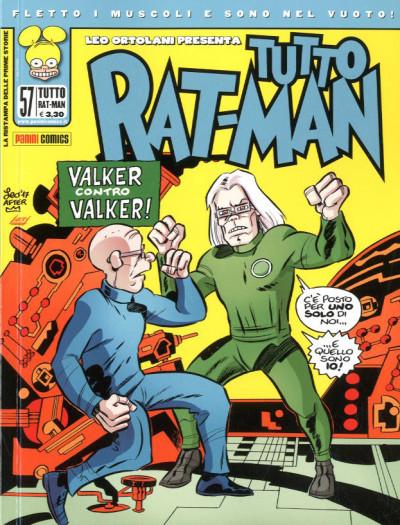 Tutto Rat-Man - N° 57 - Tutto Rat-Man - Panini Comics
