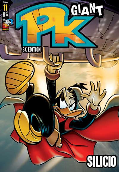 Pk Giant - N° 11 - Silicio - Panini Disney