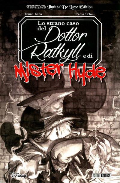 Topolino Limited De Luxe Edition - N° 1 - Lo Strano Caso Del Dottor Ratkill E Di Mister Hyde Ristampa - Serie Ristampa Panini Disney