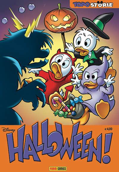 Topostorie - N° 7 - Halloween! - Panini Disney