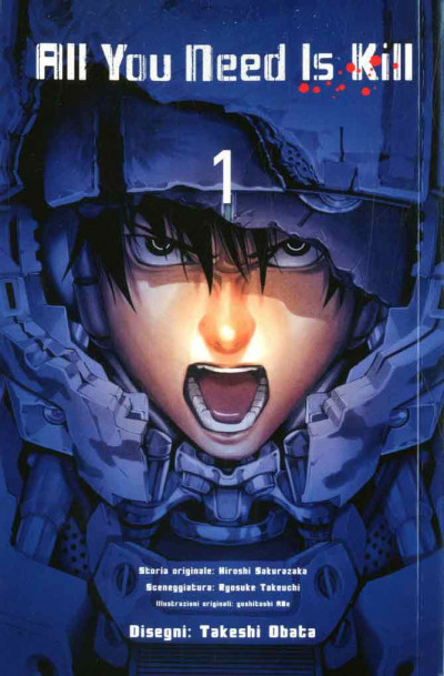 All You Need Is Kill - N° 1 - Arashi 1 - Planet Manga
