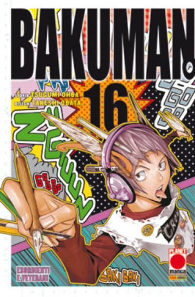 Bakuman - N° 16 - Bakuman (M20) - Planet Manga Presenta Planet Manga