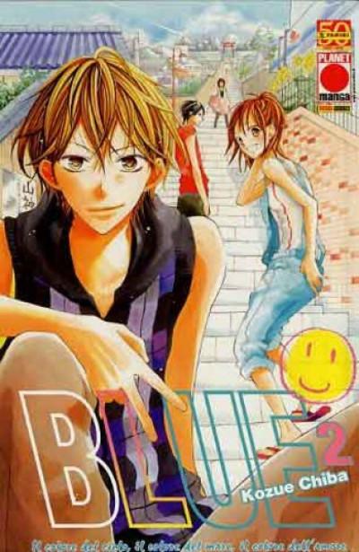 Blue - N° 2 - Il Colore Del Cielo, Il Colore Del Mare, Il Colore Dell'Amore - Collana Planet Planet Manga