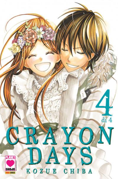Crayon Days - N° 4 - Crayon Days (M4) - Manga Heart Planet Manga