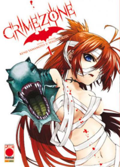 Crimezone - N° 1 - Crimezone - Akuma Planet Manga