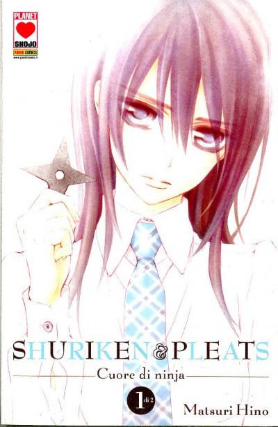 Cuore Di Ninja (M2) - N° 1 - Cuore Di Ninja (M2) - Manga Heart Planet Manga