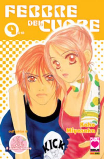 Febbre Del Cuore - N° 9 - Febbre Del Cuore (M10) - Mille Emozioni Planet Manga