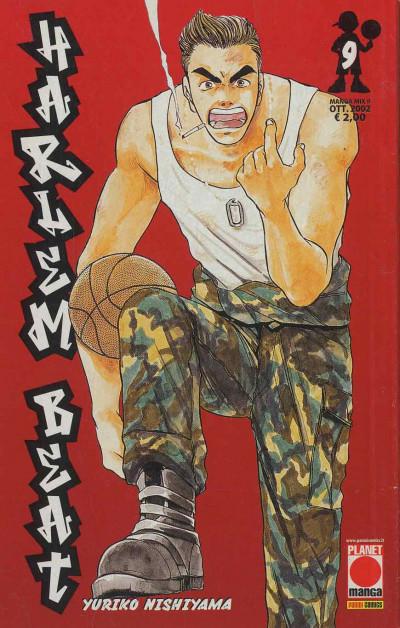 Harlem Beat - N° 9 - Harlem Beat 9 - Manga Mix Planet Manga