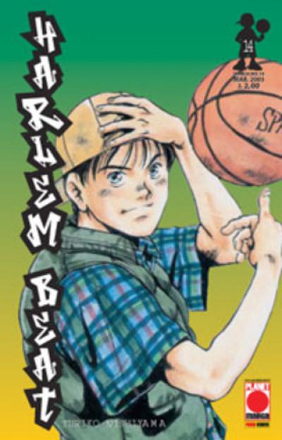 Harlem Beat - N° 14 - Harlem Beat 14 - Manga Mix Planet Manga