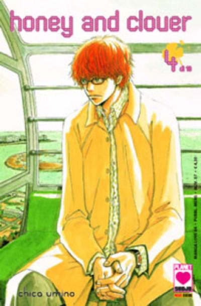 Honey And Clover - N° 4 - Honey And Clover 4 (M10) - Manga Love Planet Manga