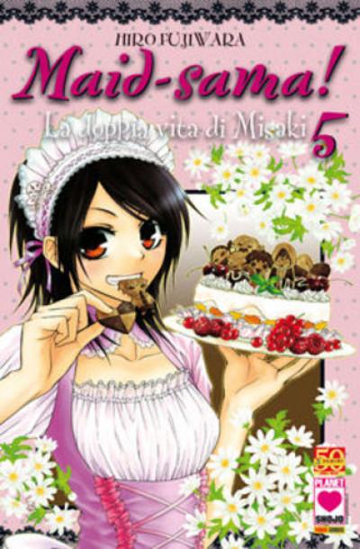 Maid-Sama! - N° 5 - La Doppia Vita Misaki (M18) - Manga Kiss Planet Manga
