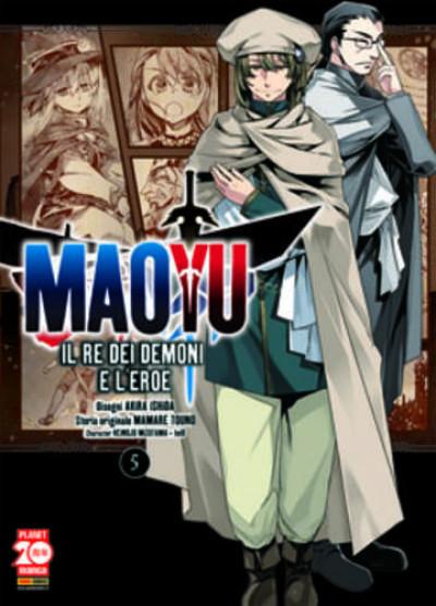 Maoyu (M18) - N° 5 - Il Re Dei Demoni E L'Eroe - Manga Icon Planet Manga