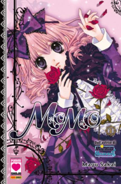 Momo - N° 1 - Momo (M7) - Collana Planet Planet Manga