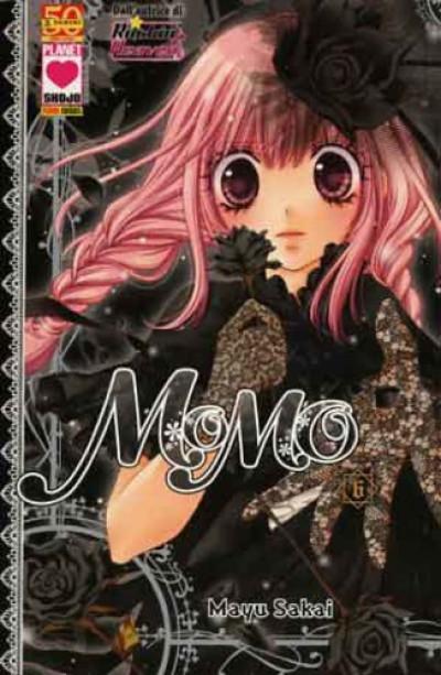Momo - N° 6 - Momo (M7) - Collana Planet Planet Manga