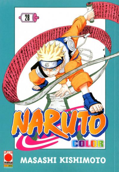 Naruto Color - N° 28 - Naruto Color - Planet Manga