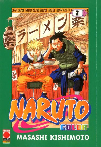 Naruto Color - N° 31 - Naruto Color - Planet Manga
