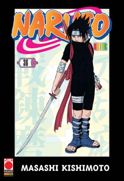 Naruto Color - N° 36 - Naruto Color - Planet Manga