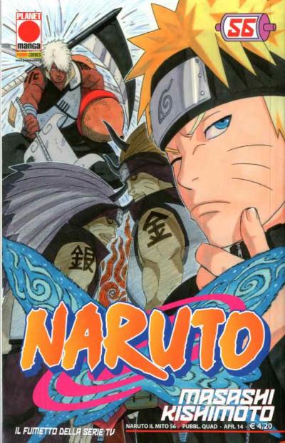 Naruto Il Mito - N° 56 - Naruto Il Mito - Planet Manga