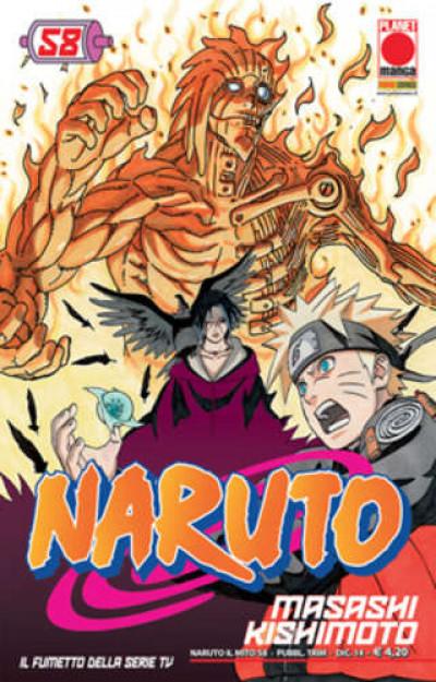 Naruto Il Mito - N° 58 - Naruto Il Mito - Planet Manga