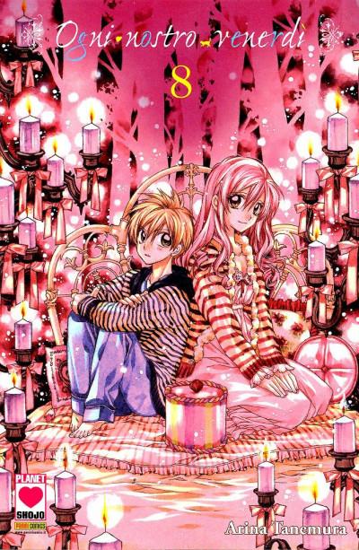 Ogni Nostro Venerdi' (M11) - N° 8 - Ogni Nostro Venerdi' - Manga Moon Planet Manga