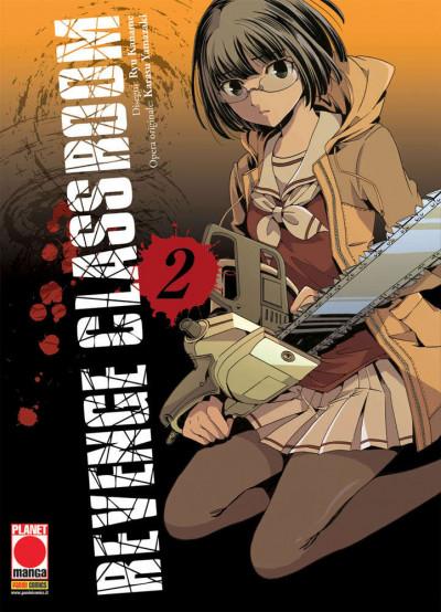 Revenge Classroom - N° 2 - Manga Universe 130 - Manga Universe Planet Manga
