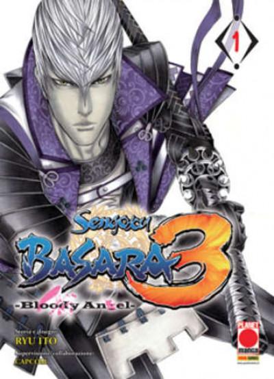 Sengoku Basara 3 - N° 1 - Bloody Angel - Manga One Planet Manga