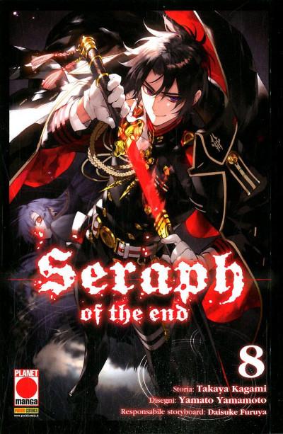 Seraph Of The End - N° 8 - Seraph Of The End - Arashi Planet Manga
