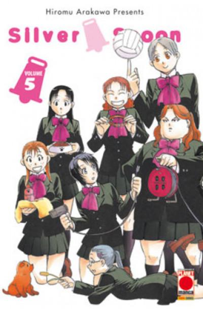 Silver Spoon - N° 5 - Silver Spoon - Manga Life Planet Manga