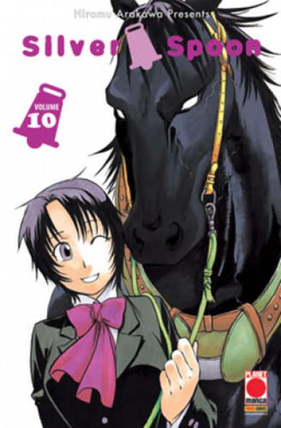 Silver Spoon - N° 10 - Silver Spoon - Manga Life Planet Manga