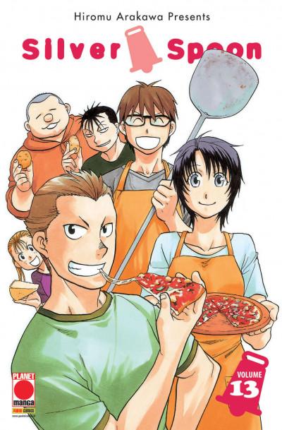 Silver Spoon - N° 13 - Silver Spoon - Manga Life Planet Manga