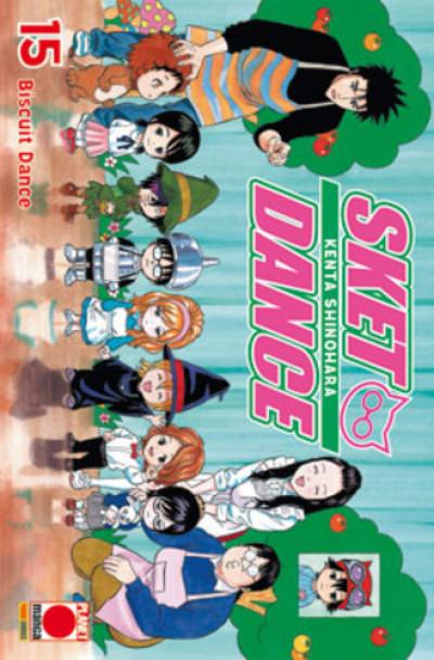 Sket Dance - N° 15 - Sket Dance (M32) - Planet Manga