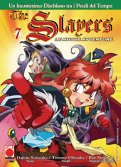 Slayers Nuove Avventure - N° 7 - Slayers Nuove Avventure 7 - Manga Top Planet Manga