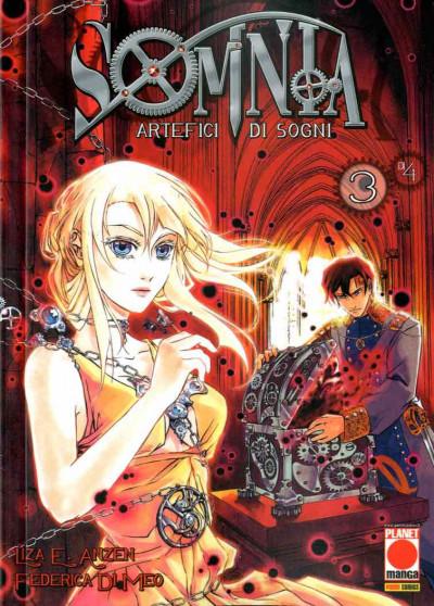 Somnia Artefici Di Sogni - N° 3 - Somnia Artefici Di Sogni (M4) - Planet Manga