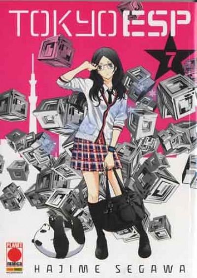 Tokyo Esp - N° 7 - Tokyo Esp (M15) - Manga Universe Planet Manga