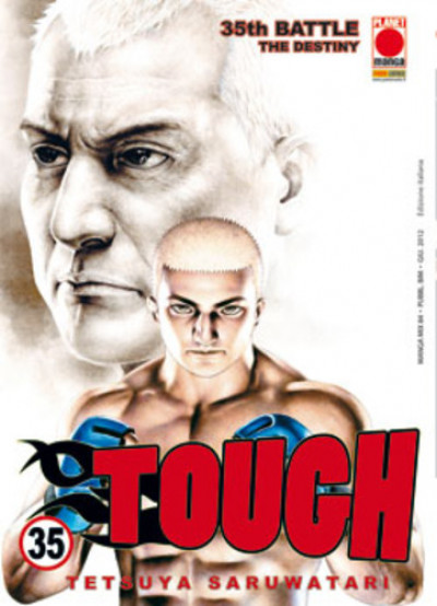 Tough - N° 35 - Tough - Manga Mix Planet Manga