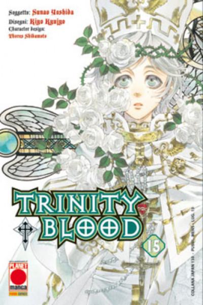 Trinity Blood - N° 15 - Trinity Blood - Collana Japan Planet Manga