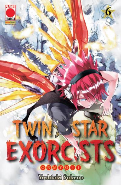 Twin Star Exorcists - N° 6 - Twin Star Exorcists - Manga Rock Planet Manga