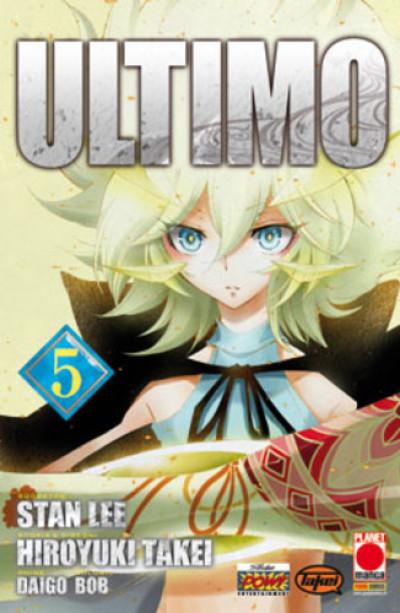Ultimo - N° 5 - Ultimo - Manga Storie Nuova Serie Planet Manga