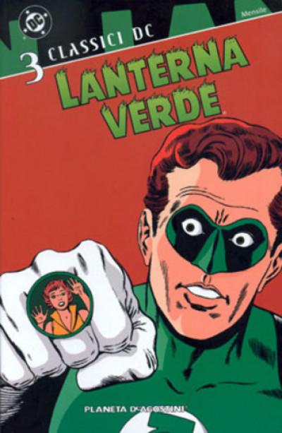 Lanterna Verde M12 - N° 3 - Lanterna Verde M12 - Planeta-De Agostini