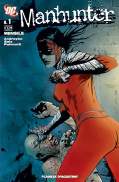 Manhunter Serie - N° 1 - Manhunter Serie 1 - Planeta-De Agostini