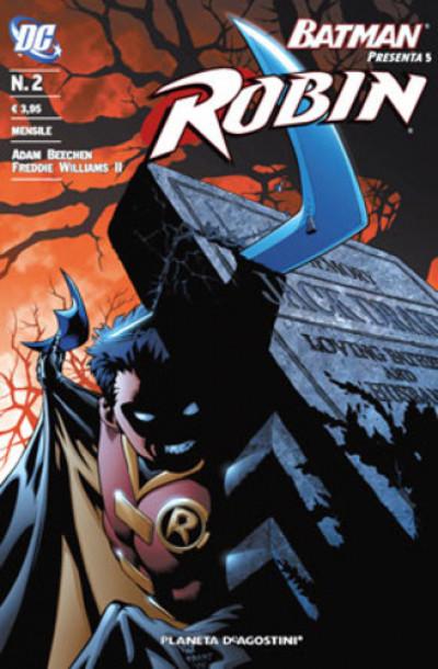 Robin - N° 2 - Batman Presenta 5 - Batman Presenta Planeta-De Agostini