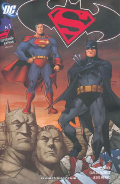 Superman Batman (M6) - N° 1 - Superman Batman - Planeta-De Agostini