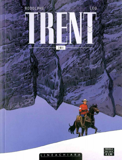 Trent (M4) - N° 2 - Trent - Rw Linea Chiara